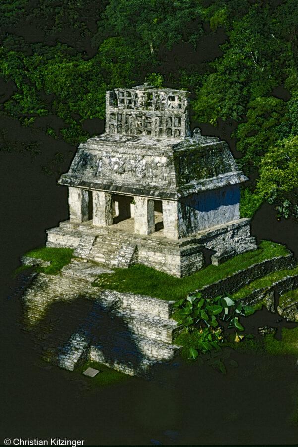 Temple de la croix Palenque