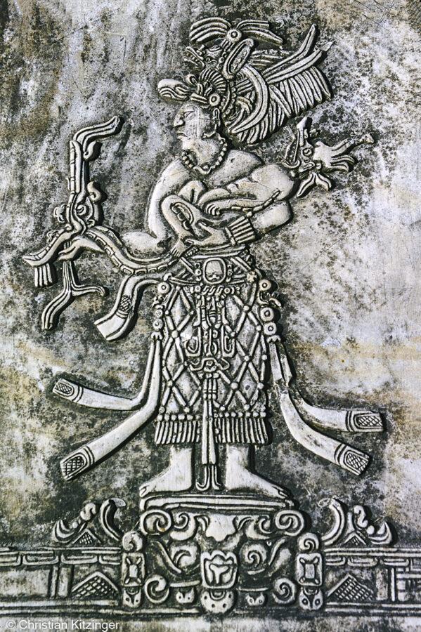 Xchel déesse maya associée à l'eau